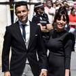 Španska poroka leta: Nogometaš Sergio Ramos je popeljal pred oltar igralko Pilar Rubio