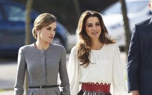 Lepotice na dvoru: Kraljici, ki jima zavidajo tudi manekenke!