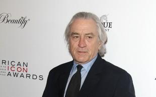 Robert De Niro namerava zgraditi filmski studio v New Yorku