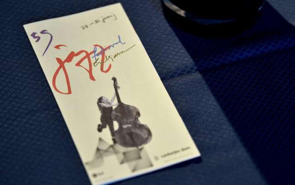 Z Zornom na čelu začetek jubilejnega, 60. Jazz festivala Ljubljana (foto: STA)