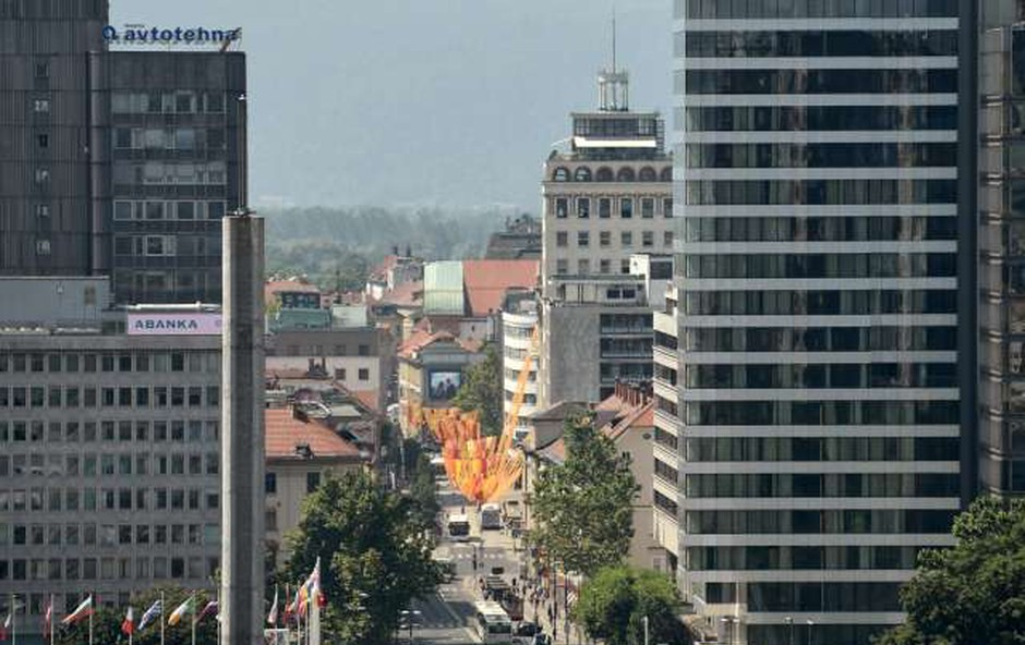 Ljubljana: Pred vpisom otroka v 1. razred veliko menjav prebivališča (foto: STA/Tamino Petelinšek)