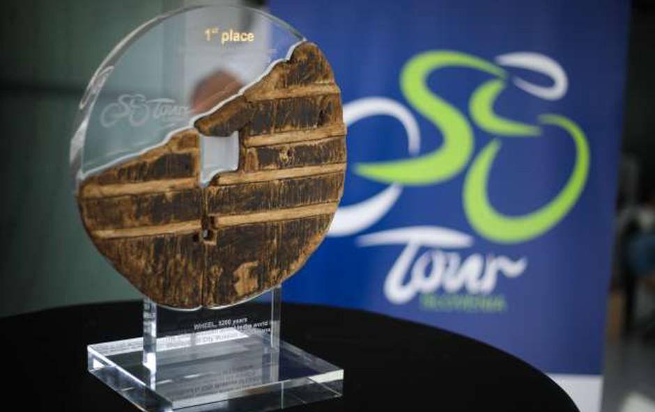 Danes začetek boja za zeleno majico najboljšega na kolesarski dirki po Sloveniji (foto: STA)
