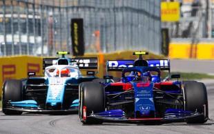 Tudi ta konec tedna bo na TV3 v znamenju dirk