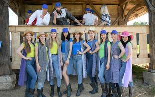 Finalistke tekmovanja Miss Slovenije so obiskale Belo krajino