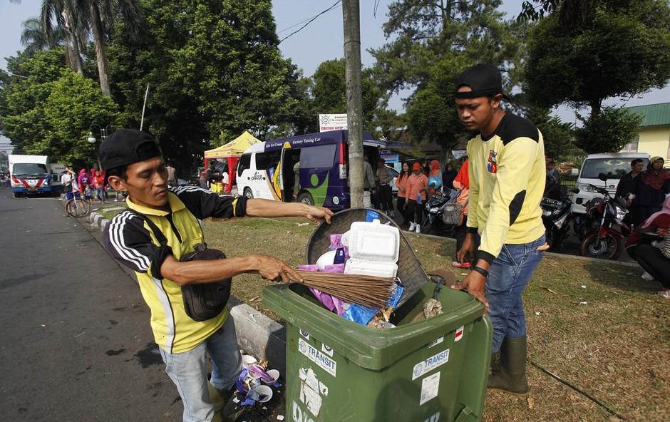 Indonezijo stresel močan potres (foto: Profimedia)