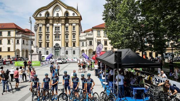 V akciji ozaveščanja #DarujemKilometre Slovenci prekolesarili 5.415 kilometrov v 5 dneh (foto: Sportida)