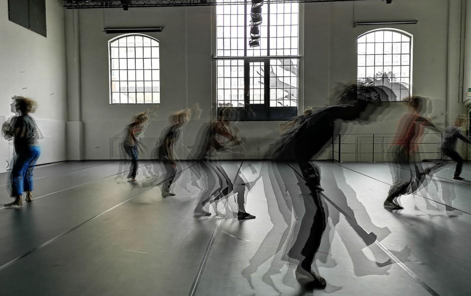 4. Poletna plesna šola v Ljubjani (foto: JSKD press)