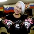 Jelena Kovačević trenira tajski boks!