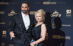 Pamela Anderson spet samska in močno razočarana
