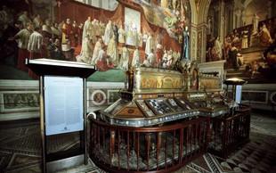 V Vatikanskih muzejih razstava Plečnik in sveto