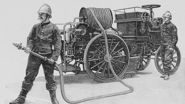 Organizirano prostovoljno gasilstvo na Slovenskem praznuje letos 150 let (foto: profimedia)