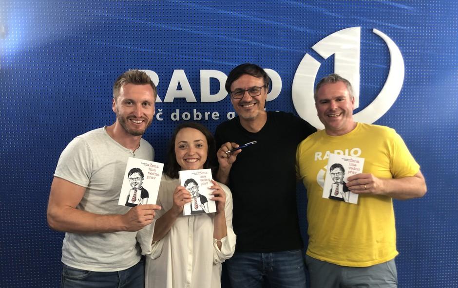 Ekipa Denis Avdić showa preverila, če ima žena res vedno prav (foto: Promocijsko gradivo)