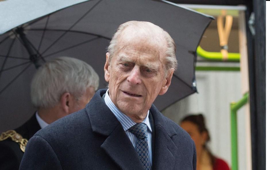 Princ Filip ne <br />izbira besed in pove <br />zadeve tako, kot <br />jih misli. (foto: Profimedia Profimedia, Temp Sipa Press)