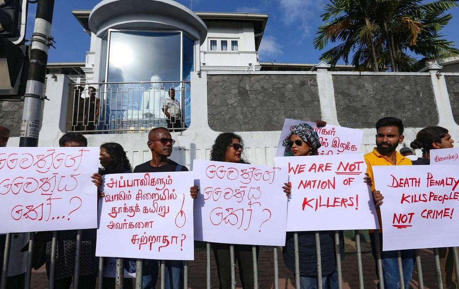 Šrilanka: Na oglas za delovno mesto rablja se je prijavilo sto kandidatov (foto: profimedia)