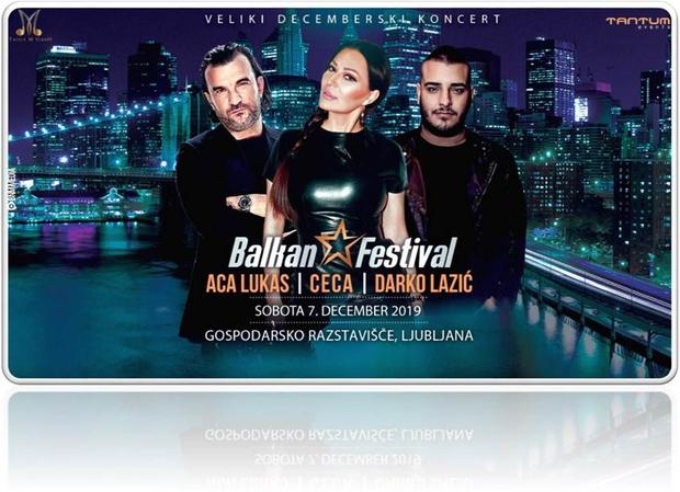 BALKAN FESTIVAL se vrača na velika vrata Gospodarskega razstavišča! (foto: Balkan Festival Press)