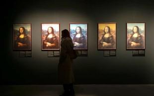 Znamenito Mona Lizo bodo zaradi prenove prestavili, a za manj kot 100 korakov