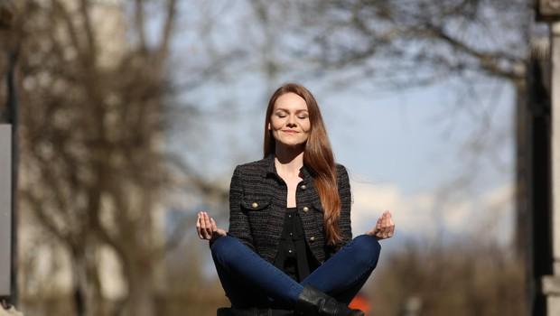 Monika Radič, terapevtka: Njena ljubezen je svet, ki je fizičnim očem neviden (foto: Nataša Muller)