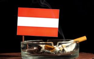 V Avstriji od novembra prepoved kajenja v gostinskih lokalih