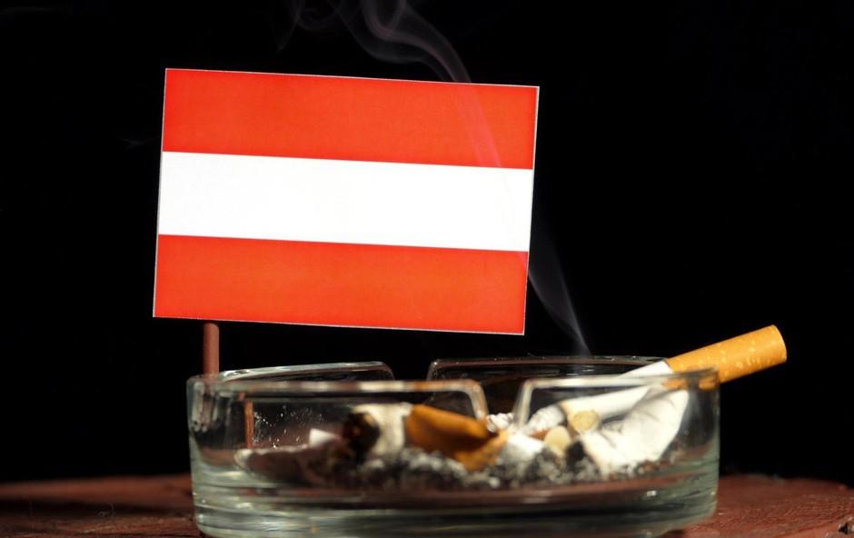 V Avstriji od novembra prepoved kajenja v gostinskih lokalih (foto: profimedia)