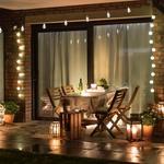 Prijetna rumenkasta osvetlitev ne bo zmotila vašega bioritma. (foto: Shutterstock)