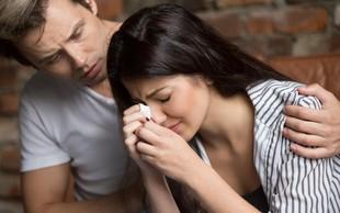 Ženske s praznim naročjem: Ko izgubiš otroka, še preden si ga rodila