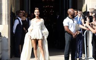 Kaj se dogaja s Celine Dion? Po hujšanju še nenavadno vedenje!
