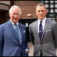 Princ Charles obiskal najznamenitejšega britanskega tajnega agenta!
