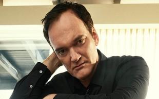 Kultni režiser Quentin Tarantino se kot režiser vidi na koncu poti