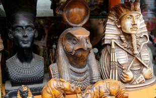 Glava Tutankamona na dražbi prodana za 4,7 milijona funtov