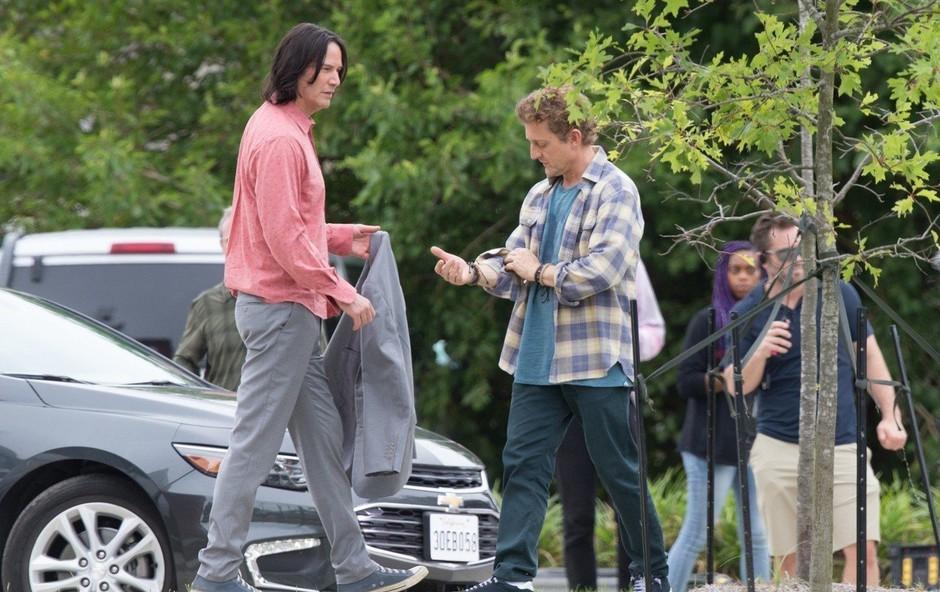 Keanu Reeves in Alex Winter skupaj že v tretji film! (foto: profimedia)