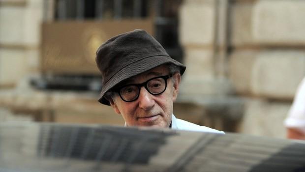 Woody Allen v milanski Scali in s tožbo proti Amazonu (foto: profimedia)