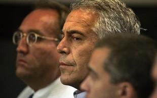 Epsteinovi žrtvi zahtevata, naj ostane v priporu do konca sojenja