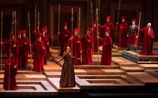 Verdijev Nabucco na Festivalu Opera in piazza – Giuseppe di Stefano v Oderzu