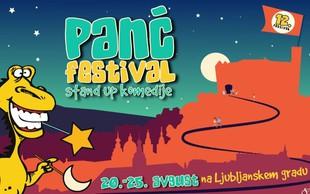Festival Panč 2019 napoveduje 6 večerov z 38 komiki iz 10 držav!