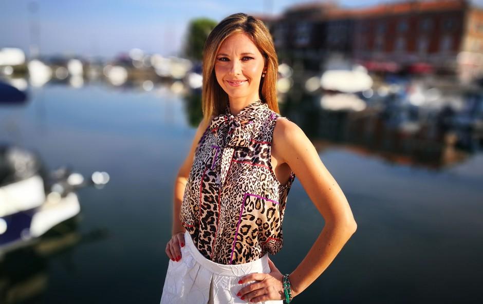 Karin Sabadin se nikoli ne nasiti morskih užitkov (foto: Osebni album)