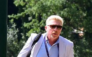 Slabe poslovne poteze so Borisa Beckerja prisilile v prodajo svojih nagrad, da bi poplačal dolgove