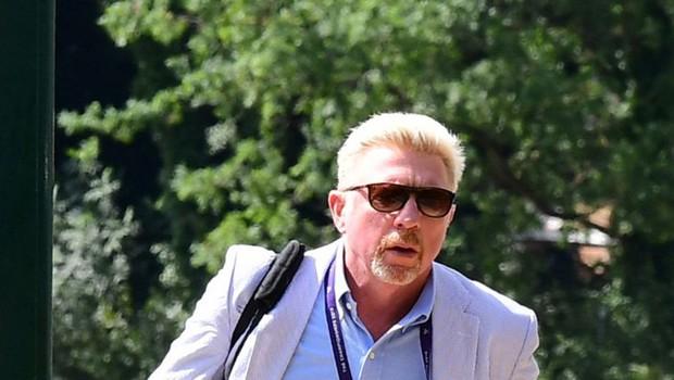 Slabe poslovne poteze so Borisa Beckerja prisilile v prodajo svojih nagrad, da bi poplačal dolgove (foto: profimedia)