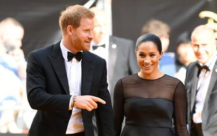 Meghan in princ Harry skrbno varujeta svojo zasebnost - ne izdata lokacije medenih tednov