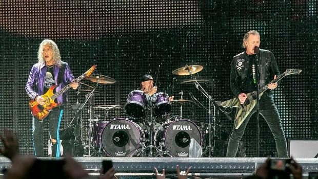 Premierna predstavitev slikanice o skupini Metallica za hrvaške bralce (foto: Profimedia)