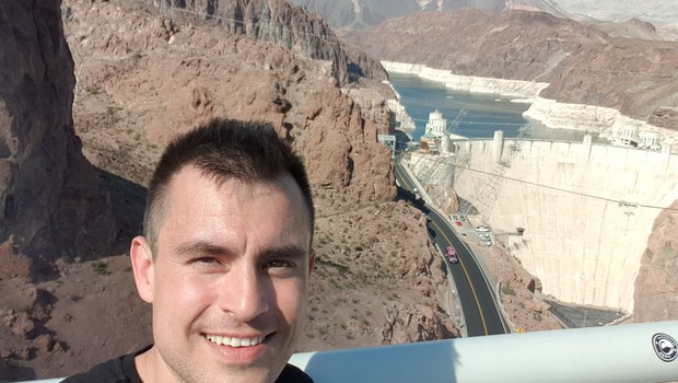 Omar Naber: Dopustu se z razlogom reče dopust (foto: Osebni album)