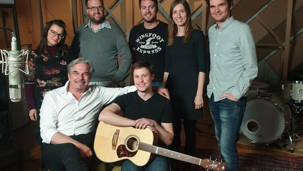 Z Vokalnim bandom Kreativo to zagotovo ni bilo zadnje sodelovanje. (foto: Foto: Glasba)