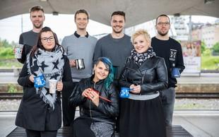 Slovenska vokalna zasedba Jazzva tretja na evrovizijskem tekmovanju za zbor leta