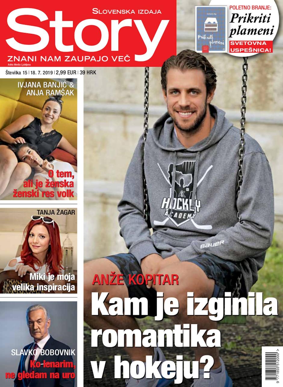 Tanja Žagar: Ni skrivnost, da bom skakala v zrak od sreče, ko mi bo trebušček spet zrasel (foto: Story)