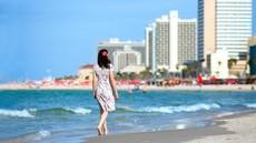 V Izraelu padajo temperaturni rekordi: namerili so do 50 stopinj Celzija!