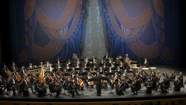 Orkester Marijinega gledališča znova na Ljubljana Festivalu (foto: State Academic / Ljubljana Festival)