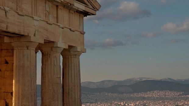Silovit potres stresel Atene (foto: profimedia)