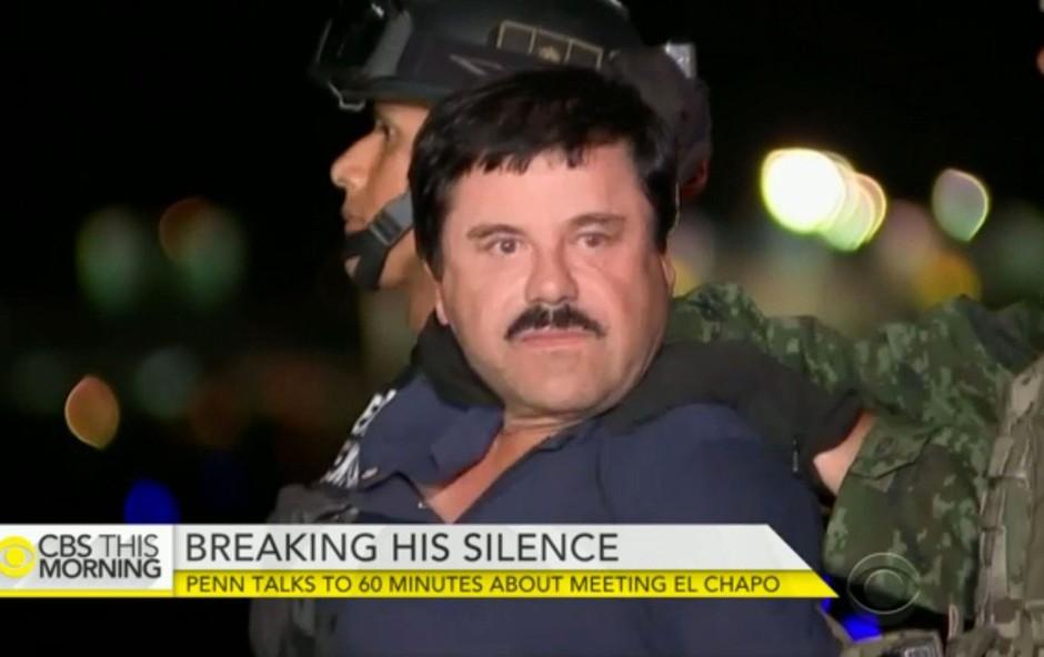"""Mehiški kralj mamil El Chapo poslej v družbi """"slavnih"""" kriminalcev (foto: profimedia)"""