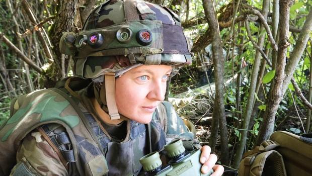 Policiste bodo pri varovanju meje podprli dodatni vojaki (foto: profimedia)