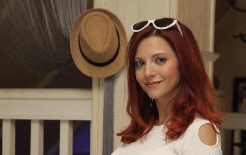 Tanja Žagar je tudi brez ličil nadvse očarljiva: Poglejte si, kako je prisrčna! (foto: Aleksandra Saša Prelesnik)