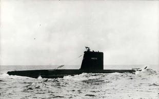 V Sredozemlju so po 50 letih našli izginulo francosko podmornico